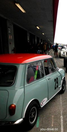 Classic Car News Pics And Videos From Around The World Mini Cooper Classic, Mini Cooper S, Classic Mini, Mini Morris, Birmingham, Cooper Car, Bmw Classic Cars, Minis, Automobile