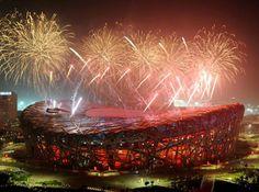Jeux Olympiques, Londres | Encres de Chine