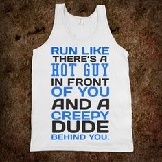 run T Shirts | Description: Run tank top tee t shirt work out gym  I need this shirt!!!!!