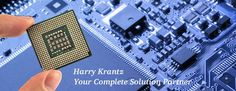 The Harry Krantz Company has a broad range of Integrated Circuits in stock and available for immediate delivery. Including (but not limited to), CMOS, DMOS, Microprocessors, Controllers, Simple and complex PLDs, FPGAs and TTL logic. http://www.harrykrantz.com/Semiconductors.php