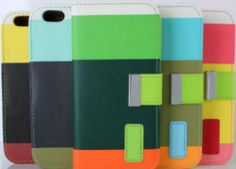 Rainbow's the name and Rainbow is the colour range. Our funky new cover for the iPhone 6 Plus. Visit shop east.com.au to buy one today!