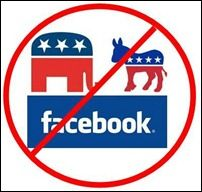 Reminder for me to do this later :)  Sick of Politics on Facebook? Social Fixer Can Fix It!