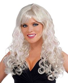 Forum Novelties Women's Suzette Wig, Platinum, One Size Forum Novelties http://www.amazon.com/dp/B007M650J6/ref=cm_sw_r_pi_dp_8Y7wvb0K7NEEN