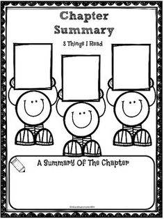 FREE Graphic Organizer For The Classroom - This graphic organizer will help students identify important information while reading. Just click, download, and print this adorable freebie! #education