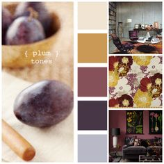 I love this color palete for my new dressing/salon room