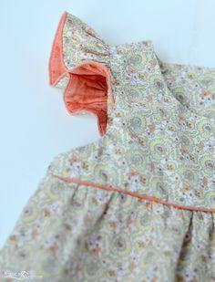 Celebrate the Baby: Bubble Dress {Straight Grain Patterns} ‹ Frances SuzanneFrances Suzanne