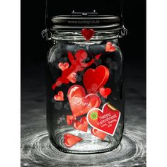 Love was in the air for Valentine's Day! The Consol Solar Jar is a great gift for a loved one.