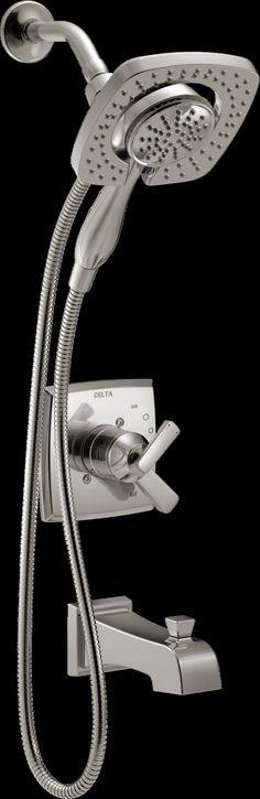 Ashlyn Pressure Balance Tub and Shower Faucet Trim Kit