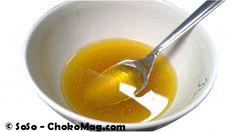 DIY Masque au miel : eau + huile d'olive + jus de citron + miel