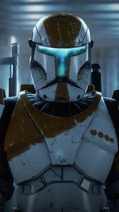Images Star Wars, Star Wars Pictures, Star Wars Concept Art, Star Wars Fan Art, Star Wars Clone Wars, Lego Star Wars, Star Wars Commando, Star Troopers, Republic Commando