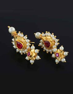 Anuradha Art Jewellery offers wide collection matching traditional fancy earrings. We have collection of chandbali, diamond, danglers, hoops, Korean earrings. #earringsforwomen #earringsforgirls #earringsonline #jhumkaearringsonlineshopping #jhumkaearrings #jhumkasonline #goldjhumka #indianearrings #maharashtrianearrings #marathi #maharashtrianjewellery #tops #motiearrings #kolhapurisaaj #traditionalearrings #smallearrings