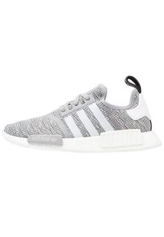 best service 84149 0930d NMDR1 - Sneakers laag - solid greywhite  Zalando.nl 🛒