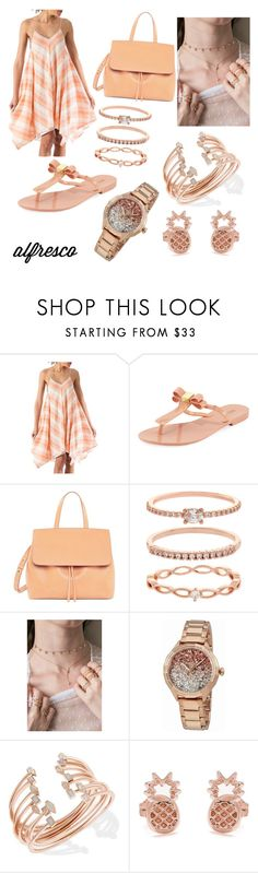 """""""Untitled #236"""" by cobbles ❤ liked on Polyvore featuring Banjara, Melissa, Accessorize, Diesel and Kendra Scott"""