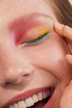 Schönheit - Benjamin Madgwick - Sarah Laird & Good Company - Make-up Inspiration . - - Schönheit – Benjamin Madgwick – Sarah Laird & Good Company – Make-up Inspiration … - Cute Makeup, Pretty Makeup, Makeup Looks, Awesome Makeup, Cheap Makeup, Perfect Makeup, Simple Makeup, Skin Makeup, Eyeshadow Makeup