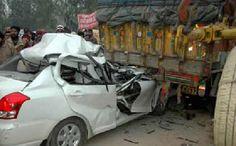 घने कोहरे से पंजाब में हादसा, फाजिल्का में सड़क दुर्घटना में 13 लोगों की मौत