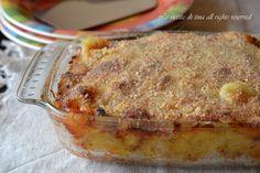 Torta con patate e melanzane un secondo ricco e sostanzioso da servire anche come piatto unico