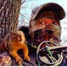 Damn squirrel again!