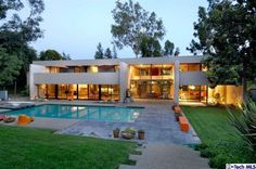 This masterpiece designed by famous Architect-Donald Hensman of Buff & Hensman, Los Angeles is a Contemporary Post-and-Beam style house. Find out more at: http://russellrg.com/property/ca/san-marino/91108/san-marino-655-/1665-euston-road/5393479c037815163c000637/  #HomeforSale #SanMarino #RealEstate