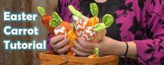 Easter Carrot Tutorial