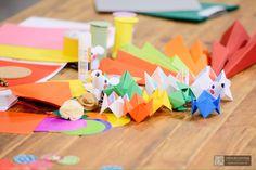 Papierowe zabawki tutoriale. DIY dla dzieci. zabawki z papieru