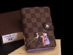 Louis Vuitton limited edition Illustre Agenda Notebook (2011 Vintage)