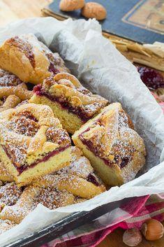 Fairy Food, Sweet Tarts, Food Cakes, Antipasto, Dessert Bars, Pretzel Bites, Healthy Cooking, Italian Recipes, Cake Recipes
