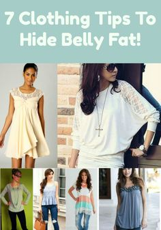 a7626855dce72 Try These Shirt or Dresses Tips To Hide Belly Fat. Dress To Hide Belly Fat