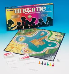 The Ungame. we played this game last week i really enjoyed it.
