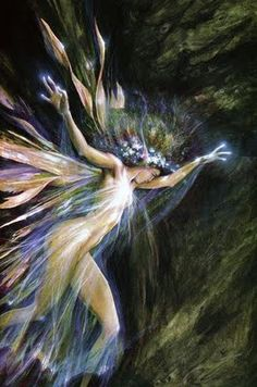 Brian Froud fairy