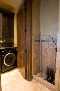 Дизайн интерьера ванной для животных от DesignWorks Development