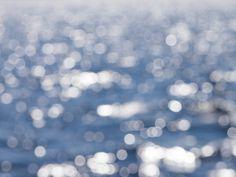 Kimalteleva järvi - Glittering lake