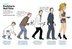 Suit up for the 'How I Met Your Mother' finale. Illustration by Peter Arkle for TIME.