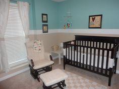 Baby Girl Nursery Room Ideas Dark Furniture Rocking Chairs 52 Ideas For 2019 Nursery Room, Girl Nursery, Girl Room, Nursery Ideas, Aqua Nursery, Babies Nursery, Child's Room, Sun Room, Twin Babies