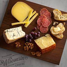 Wisconsin Cheese Board http://www.wisconsincheesetalk.com