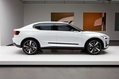 VOLVO CONCEPT 40.2 - event pictures on Behance