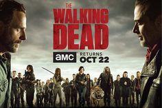 O canal AMC divulgou um cartaz exclusivo para a San Diego Comic-Con 2017 da oitava temporada de The Walking Dead. O cartaz revela a data da estreia mundial da nova temporada – 22 de outubro &…
