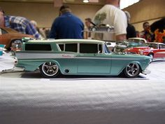 59 Rambler Wagon Drag Car