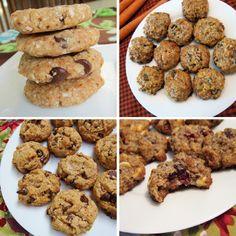 #Gluten-Free, Egg-Free, Sugar-Free #COOKIE #RECIPE ROUNDUP! | health.com
