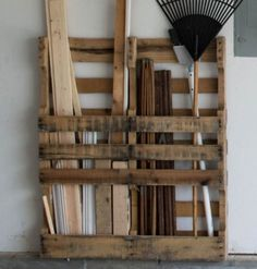 Organize your garage fast, and easy!