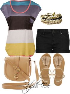 """Untitled #1675"" by stylisheve on Polyvore"