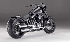 custom harley softail slim | Softail slim custom