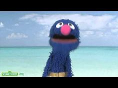 Hey it's the THAT Old Spice ad but with a bit of Sesame Street !