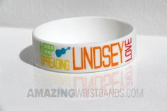 Create high-quality screen printed wristbands online with your message & favorite artwork or logo. These bracelets are perfect to promote your business or logo. Promote Your Business, Screen Printing, Messages, Printed, Artwork, How To Make, Screen Printing Press, Work Of Art, Auguste Rodin Artwork