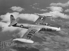 1947 Republic F-84 'Thunderjet'