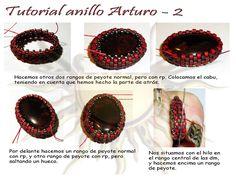 Elendili Bisart: Tutorial Anillo Arturo - part 2