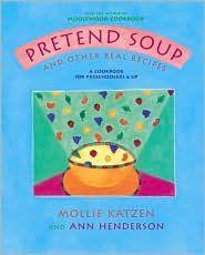 kids' cookbook