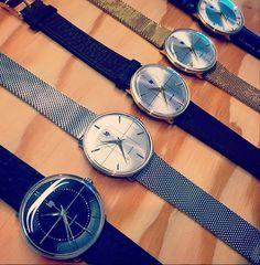 Une partie de la colelction Lip Panoramic. Il y a vraiment une montre Lip Panoramic pour chacun ! #design #lip #montre