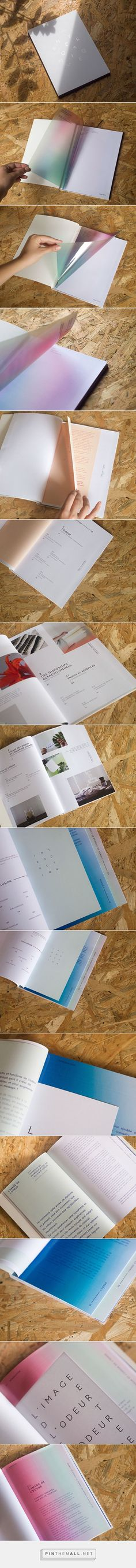 Design graphique hyperosmique on Behance... - a grouped images picture - Pin Them All