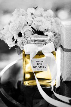 ♔ Chanel ~ Parfum No.19 ~ Paris
