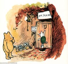 The story of Winnie-the-Pooh has been abridged for a new app because today's children have shorter attention spans.   The Classic Pooh app, which is read by actor Rufus Jones and is free to download, abridges AA Milne's story because the publisher says children will lose interest if the story does not zip along.
